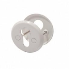 030-041 W (белый) накладка на цилиндр