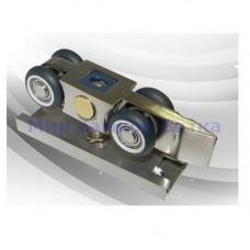 8101В Медио ролики для разд. дверей до 60 кг (4колес.)