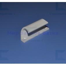 Ручка балконная, металл CTH-1550, RAL 9016