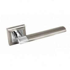 219HH/PC белый никель/хром ручка разд. Palidore