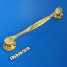 3011A золото/матовое золото ручка