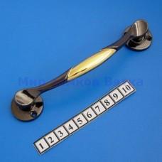 3011B графит/золото ручка