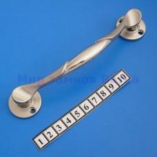 3011B хром/сатин ручка