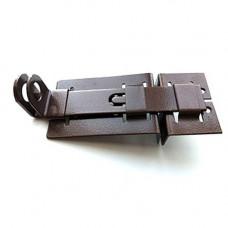 (Ч) ЗД-4 задвижка с ручкой (бронза)