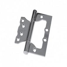 100*75*2,5 2ВВ BN  (черный никель) универсальные без врезки